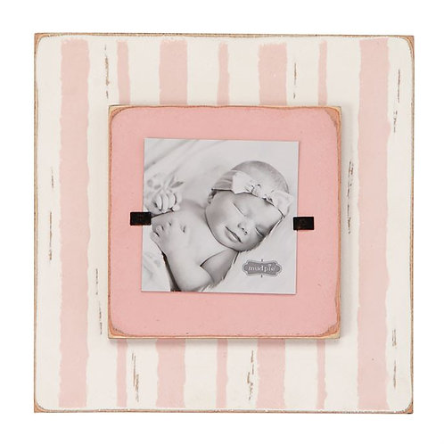 Layered Pink Frame