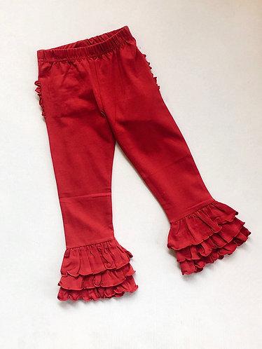Red Ruffle flair