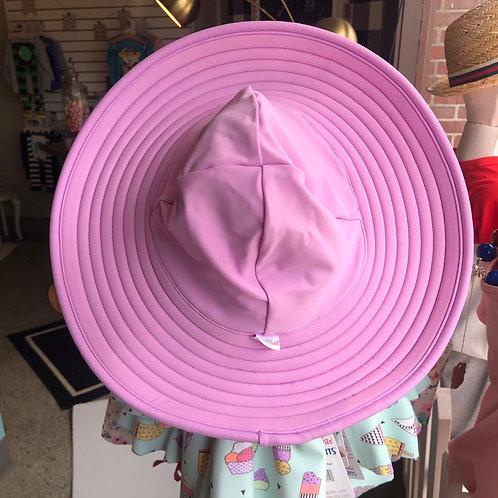 Lilac Swim Hat