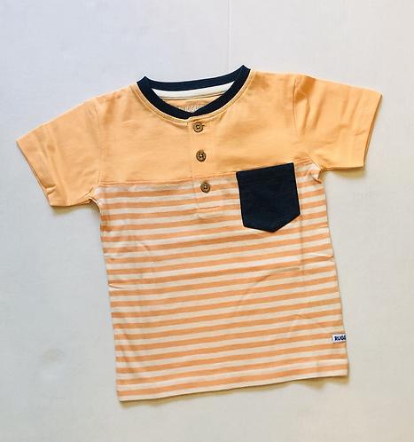 Melon Stripe Shirt