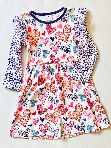 All a flutter Dress