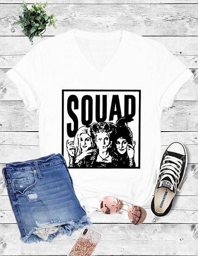 Squad tee