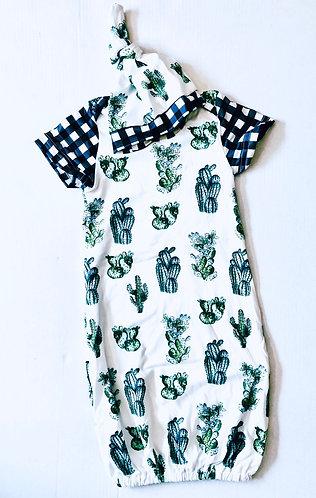 Cacti Cutie Gown