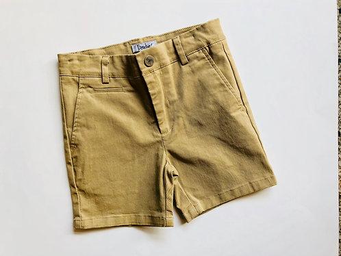 Khaki Prep Short