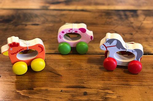 Wooden Farm Toy