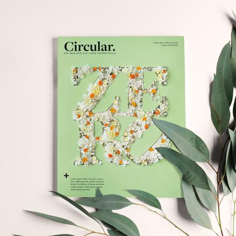 Cover design for Cambridge Publishers/ Circular Magazine
