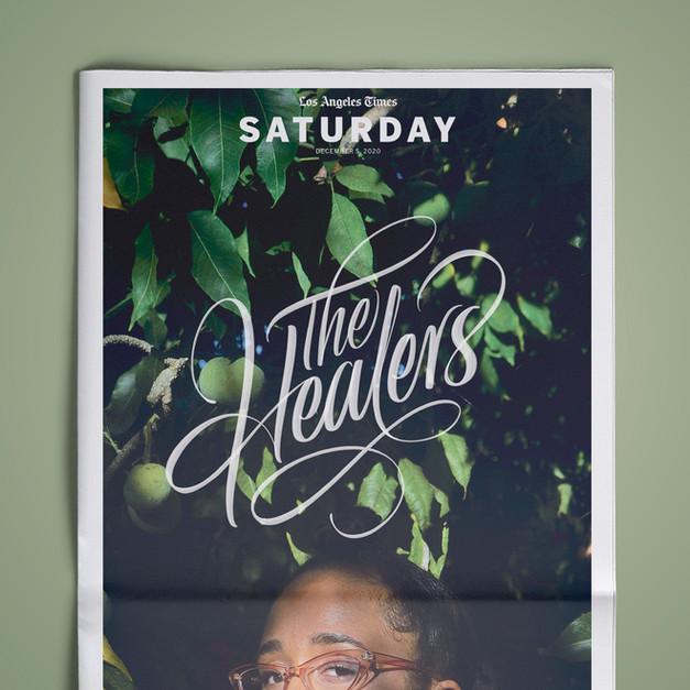 The Healers - LA Times