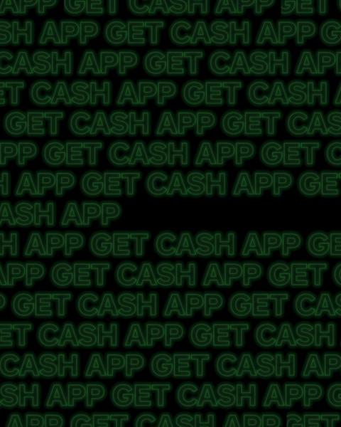 CashApp Neon Animation