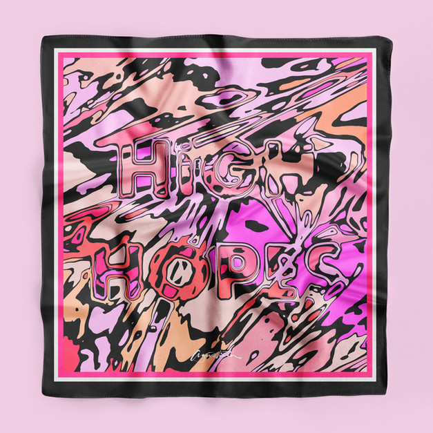 high hopes scarf