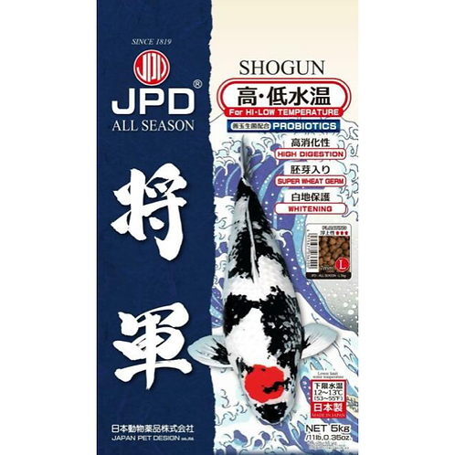 JPD Shogun
