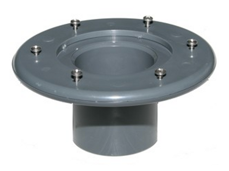 Pressure Flanged Tank Connector