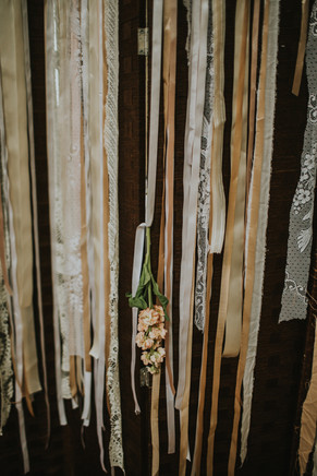 Ribbon backdrops