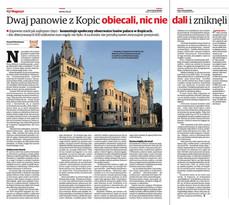 """Afera """"Globucor i pałac w Kopicach"""""""