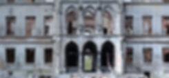 Pałac w Kopicach - pałac na wodzie