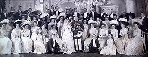 Złote Gody (Goldene Hochzeit) Joanna Schaffgotsch von Schmberg-Godulla i Hans Ulrich Graf Schaffgotsch