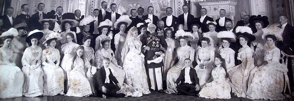 Goldene Hochzeit - Złote Gody Joanny i Hansa Urlicha Schaffgotsch