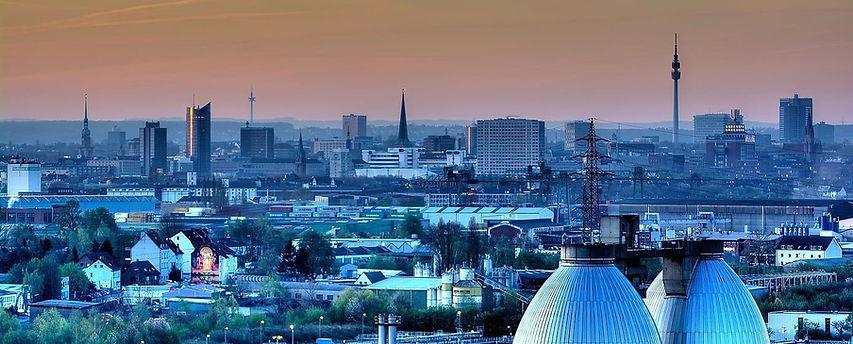 Skyline Dortmund Innenstadt