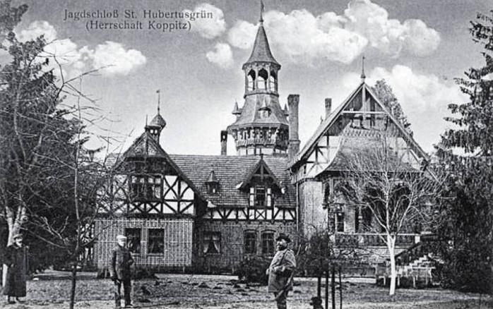 Jagdschloss St.Hubertusgrün