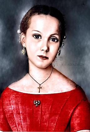 Johana Gryzik von Schomberg-Godulla Gräf