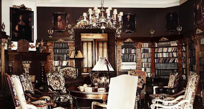 Pałacowa biblioteka Schaffgostchów