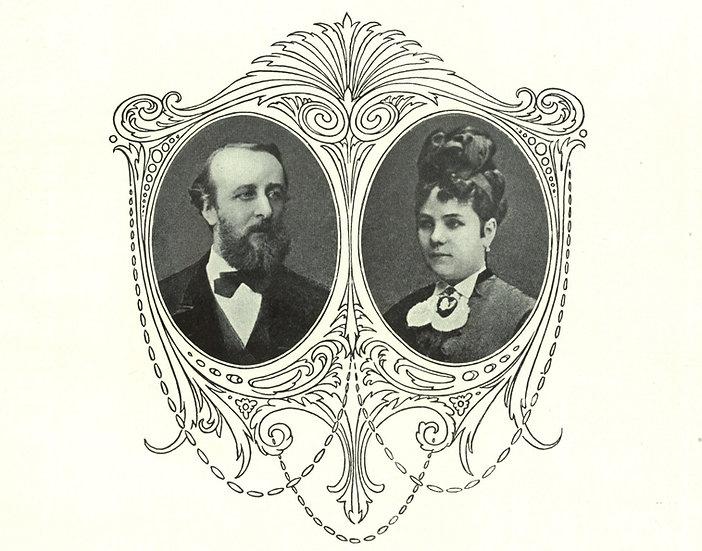 Portret Hans Ulrich i Johanna Schaffgots