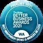 finalist seal__WA_Best Independent Offic