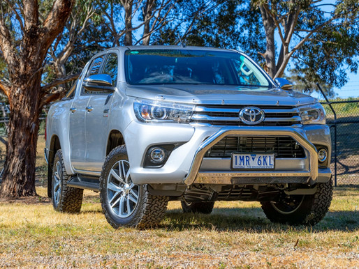 What are Australia's most popular vehicles? The 2020 results are in