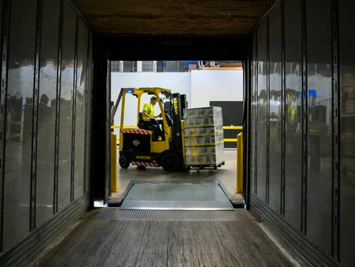 Business demand for equipment has hit record numbers