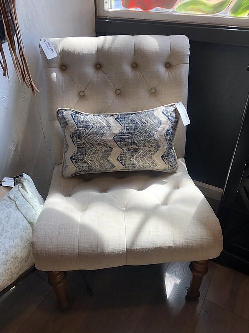 Nail head chair