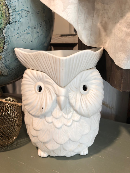 Owl scentsy burner