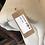Thumbnail: Cream linen chair