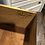 Thumbnail: Rustic brown sideboard