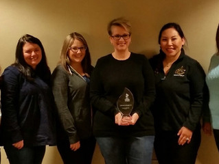 AFS Receives BBB's 2017 Business of the Year Award