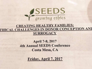 AFS Staff Attends Conference Focused on Ethics in Surrogacy