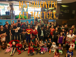 Halloween Celebration with AFS