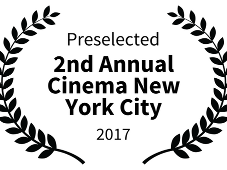 Night Terror Trailer Preselected for 2nd Annual Cinema New York City Film Festival