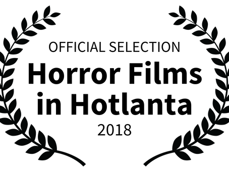 Night Terror Screenplay Official Selection at Horror Films in Hotlanta 2018