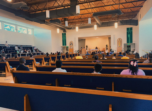 Reopening the Churches in the United States Pt. II