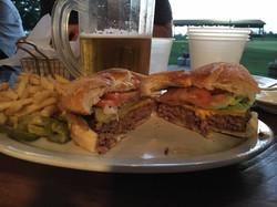 Oh Brians Burger