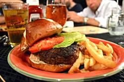 The Rail House Burger