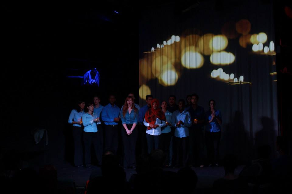 The Laramie Project at CAP Studios
