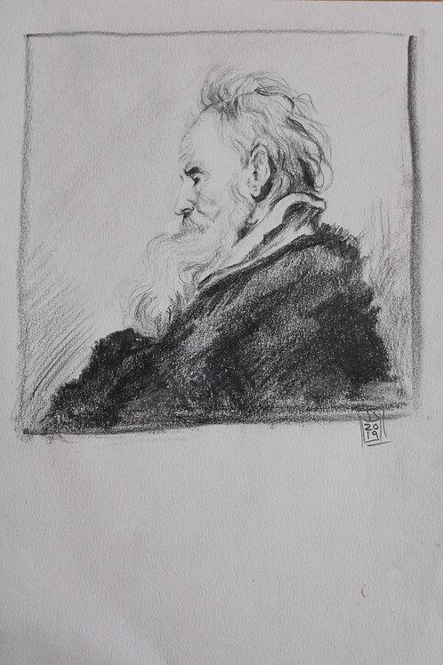 Rembrandt study