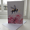 Thumbnail: Blank greeting card, bee, blossom and glory