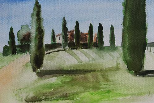 Borgo Gerlino, Tuscany