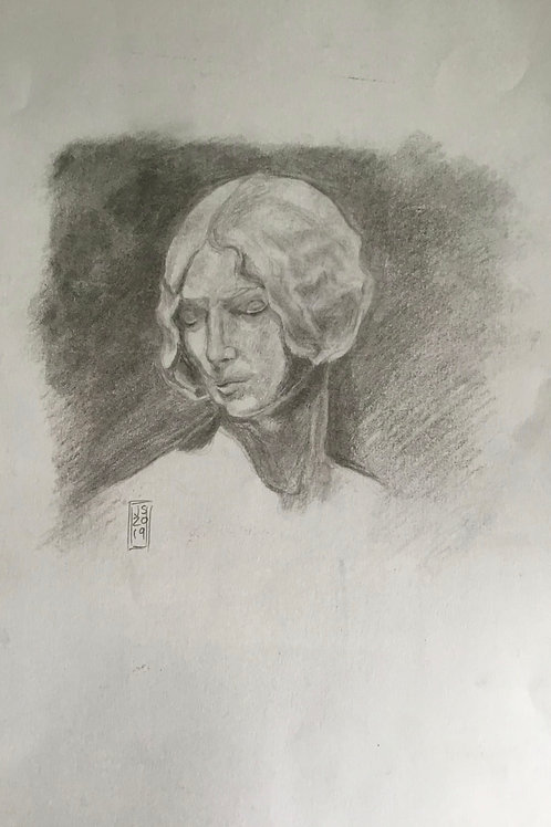 Drawing study No 6