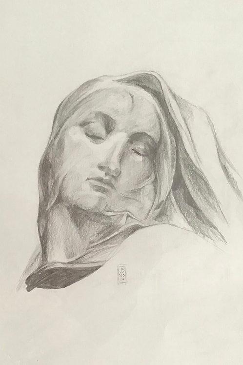 Drawing study NO 3