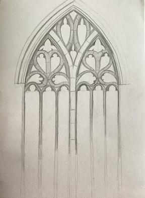 church window study