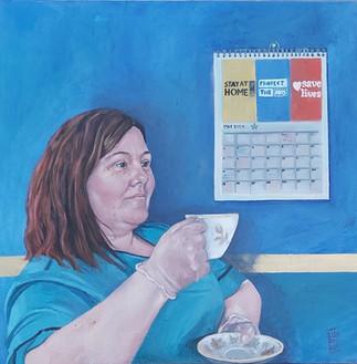 NHS portrait