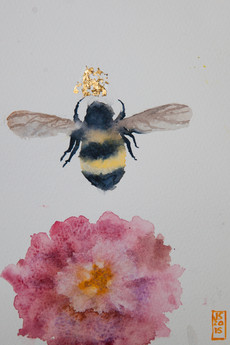 bee. blossom and the glory