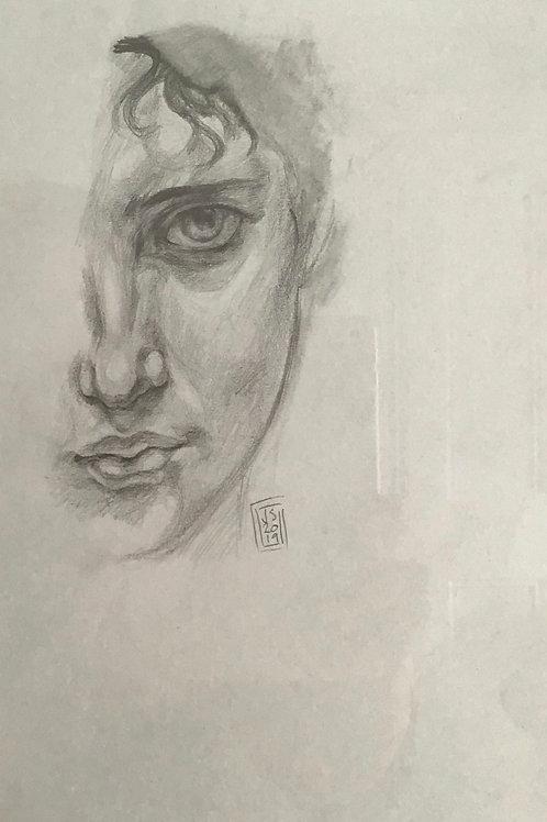 Drawing study NO 1